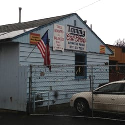 Tommy S Cab Shop Auto Repair 1410 W 33rd Ave Anchorage Ak