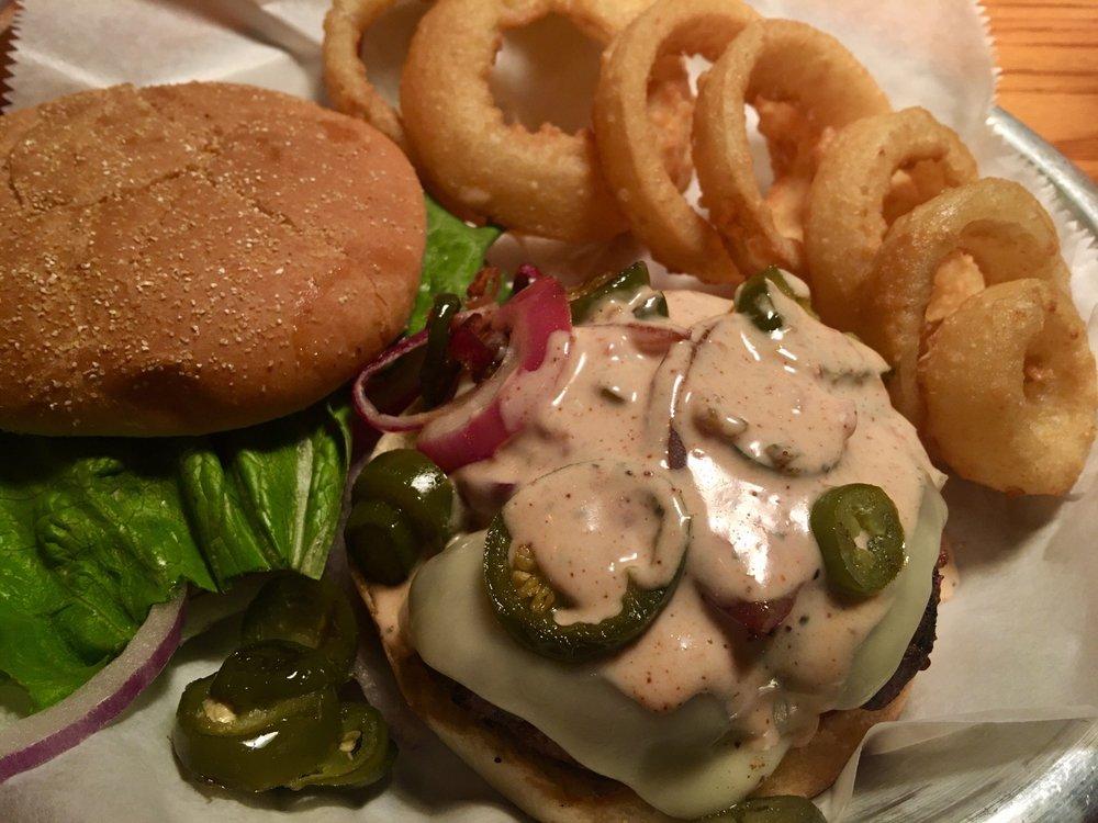 Junkyard Dog Steakhouse: 18 N Maple St, Hohenwald, TN