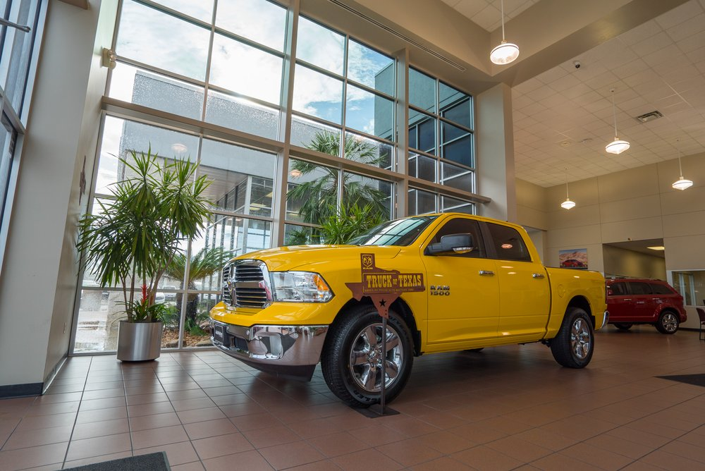 AutoNation Chrysler Dodge Jeep Ram Houston