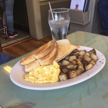 Schoolhouse Cafe Warner Menu