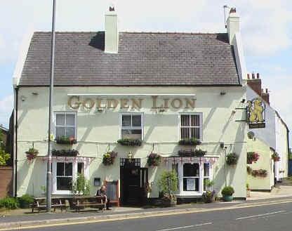 Golden Lion: 1 East End, Stockton On Tees, STT