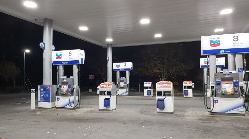 Chevron Stations