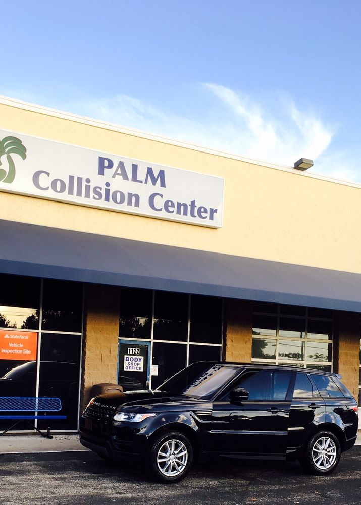 Palm Collision Center: 1122 S State Road 7, North Lauderdale, FL