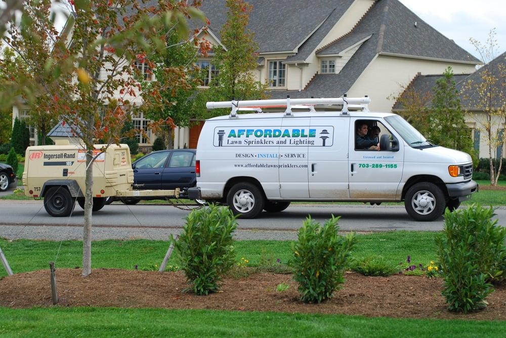 Affordable Lawn Sprinklers: 133 Patrick St SE, Vienna, VA