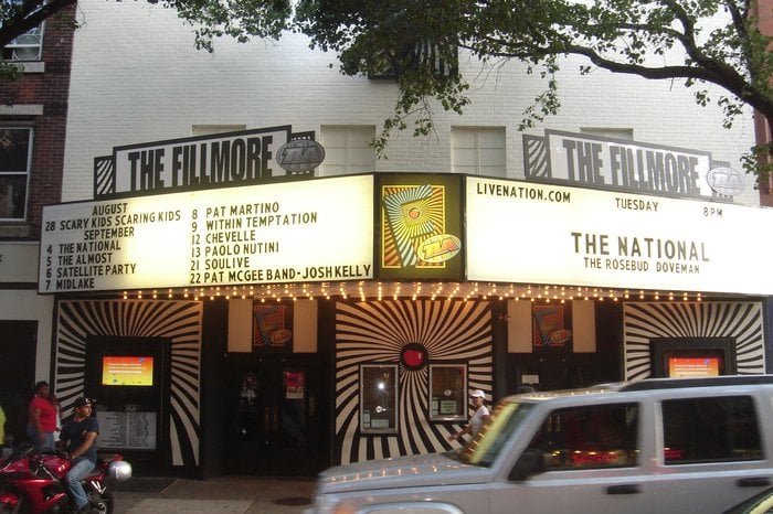 Theatre of the Living Arts