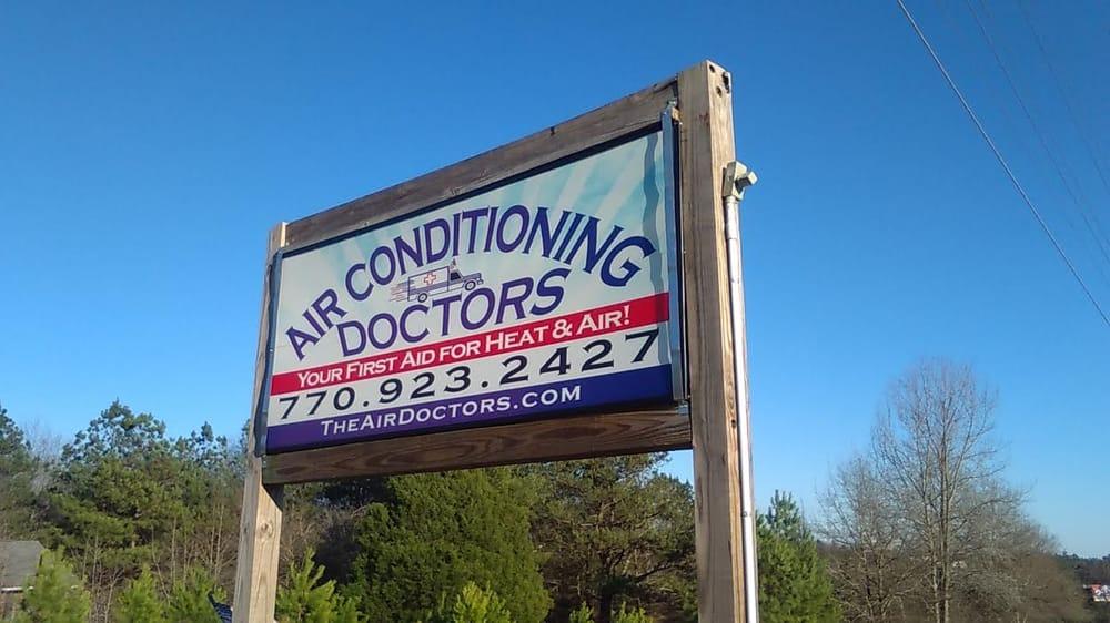 Air Conditioning Doctors: Auburn, GA