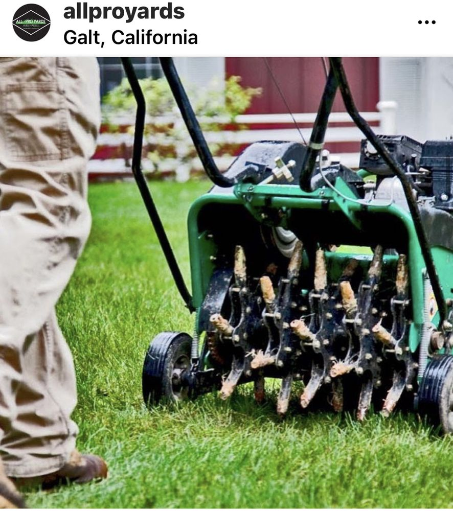 All-Pro Yards: Herald, CA