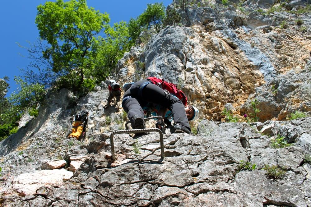 Klettersteig Niederösterreich : Ausbildung sektionen klettersteige alpenverein