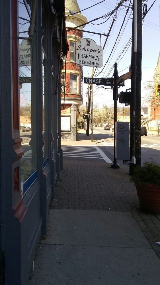 Schaeper's Pharmacy: 4187 Hamilton Avenue, Cincinnati, OH