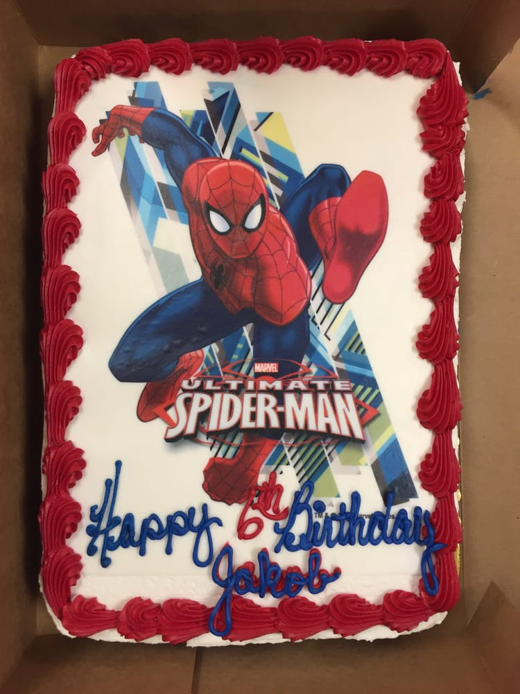 Fantastic Cake For My Son From Their Awesome Bakery With 24 Hour