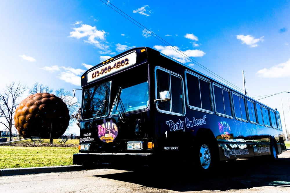DJ Party Bus