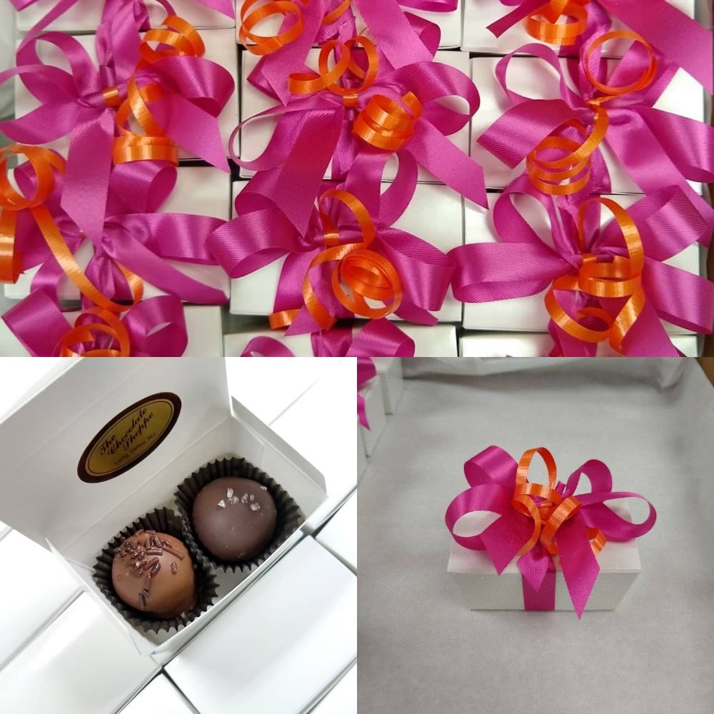 The Chocolate Shoppe: 62 East Mill Rd, Long Valley, NJ