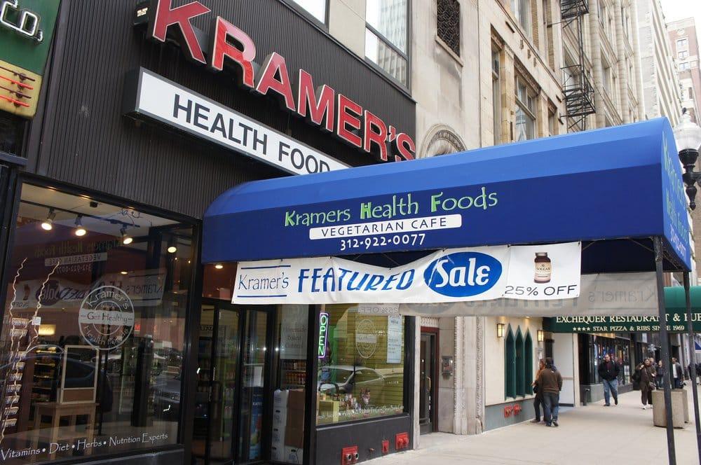 Kramer S Health Foods Chicago Il