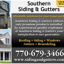 Southern Siding And Gutters Closed Roofing 3296 Old