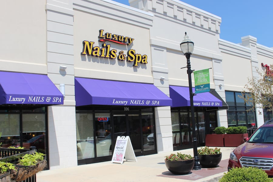 Luxury Nail & Spa Gift Card - Gambrills, MD   Giftly