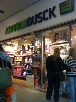 arnold busck lyngby