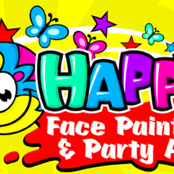 happy face painting party art face painting worcester ma rh yelp com face painting clipart face painting clip art designs