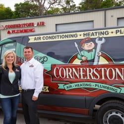 Photo Of Cornerstone Air Plumbing Electrical Land O Lakes Fl United