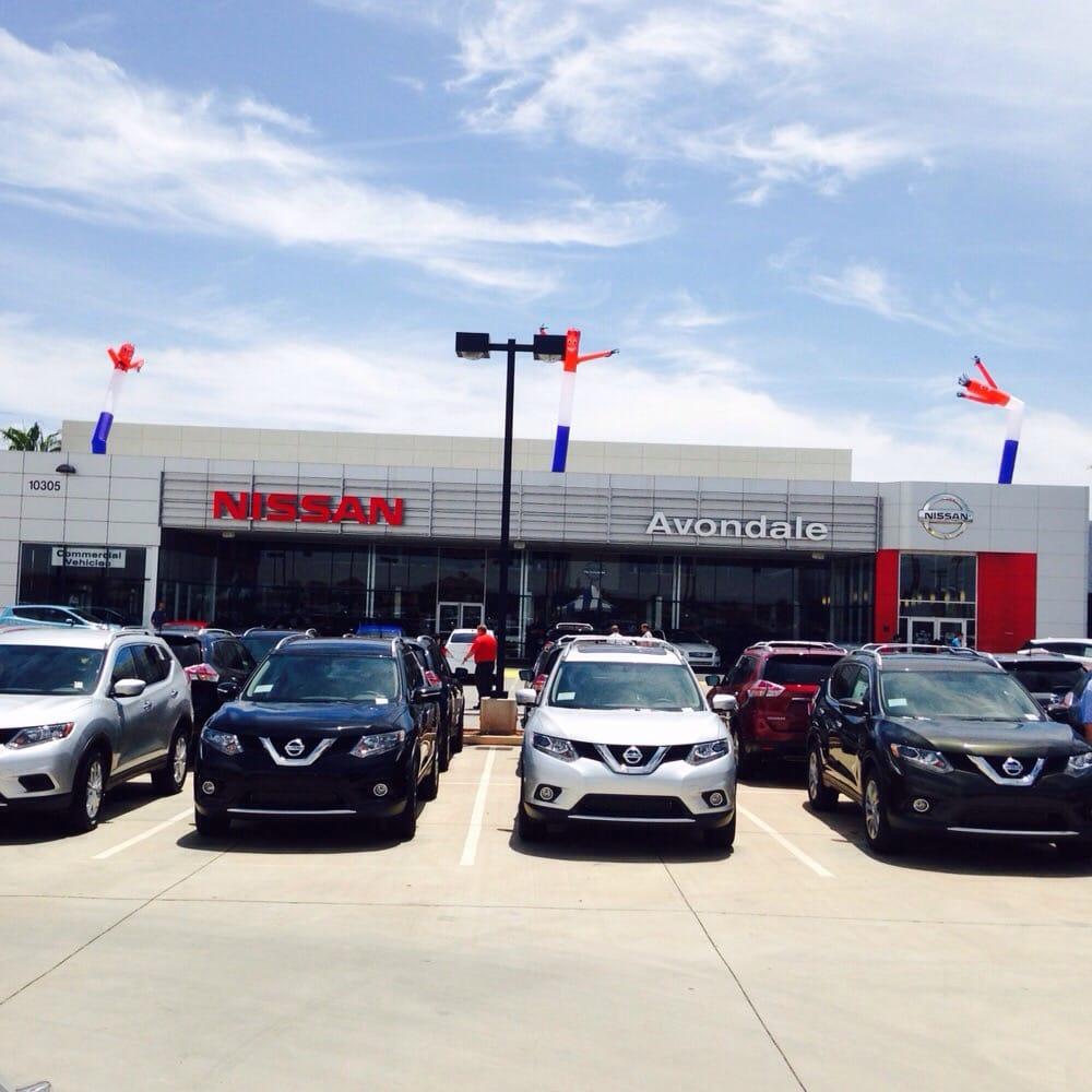 Avondale Nissan 20 Photos 106 Reviews Car Dealers 10305 W Papago Fwy Az Phone Number Yelp