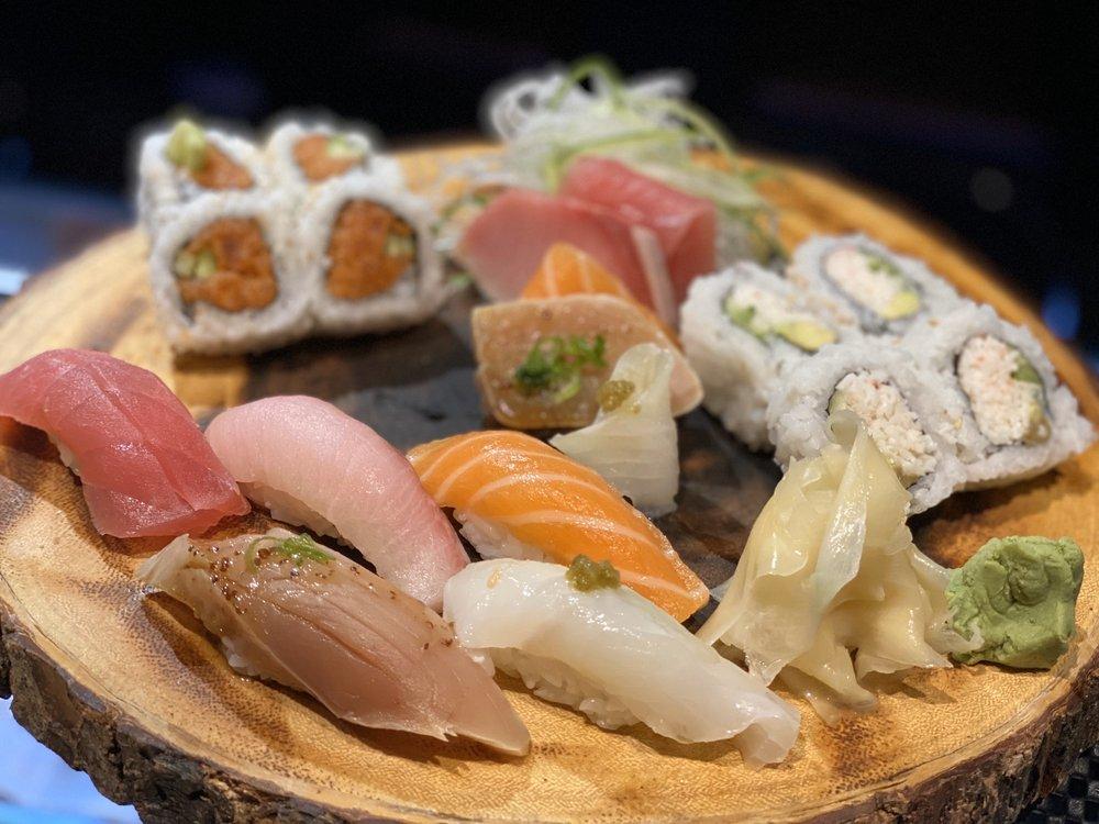 101 Sushi & Grill: 10627 Valley Mall, El Monte, CA