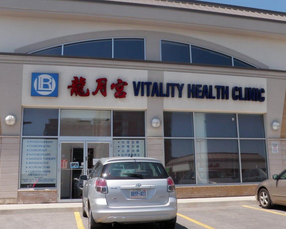 Vitality Health Clinic