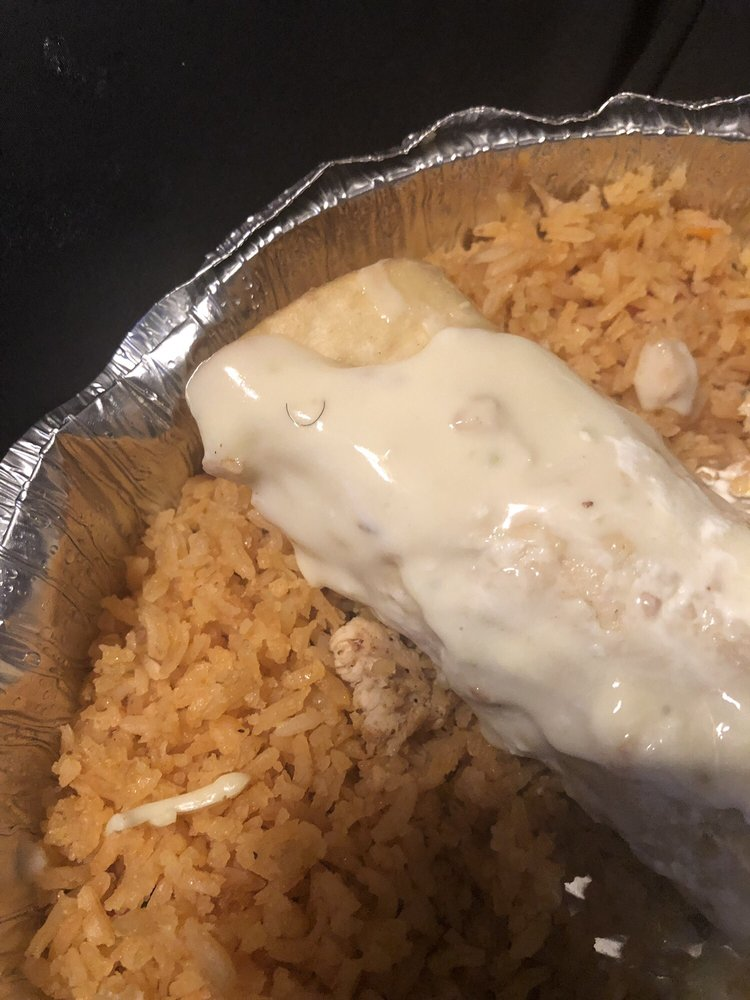 El Burrito Mexican Restaurant: 1671 Buffalo Lake Rd, Sanford, NC