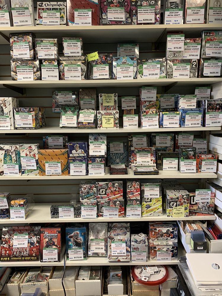 Stevens Creek Sports Cards: 3220 Stevens Creek Blvd, San Jose, CA