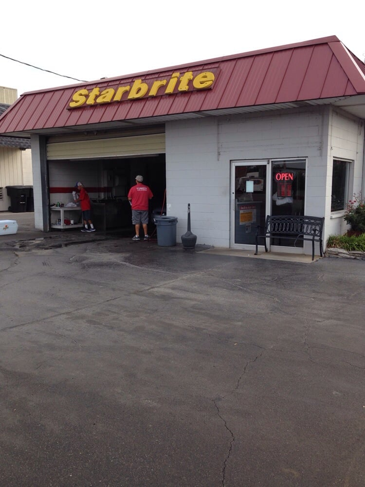 Starbrite Car Wash: 956 NW Broad St, Murfreesboro, TN