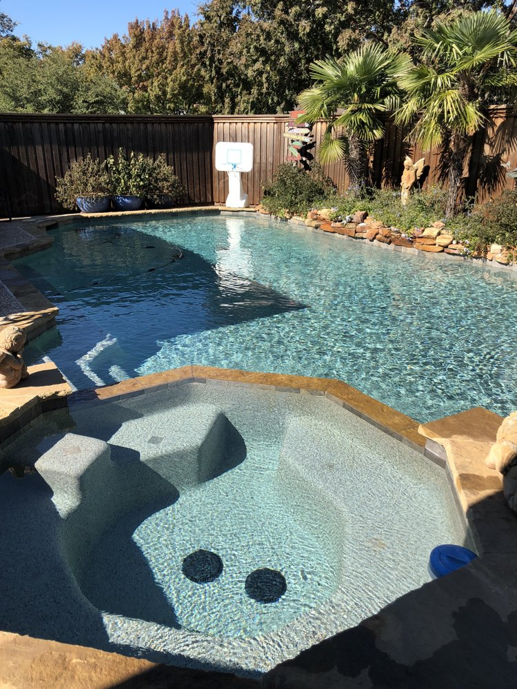 Champion Pool Service: 1100 Rolling Meadow Dr, Lavon, TX