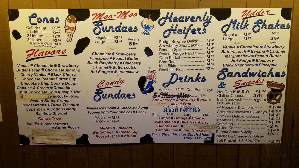Udderly Sweet: 1260 Jersey St, Lake Milton, OH