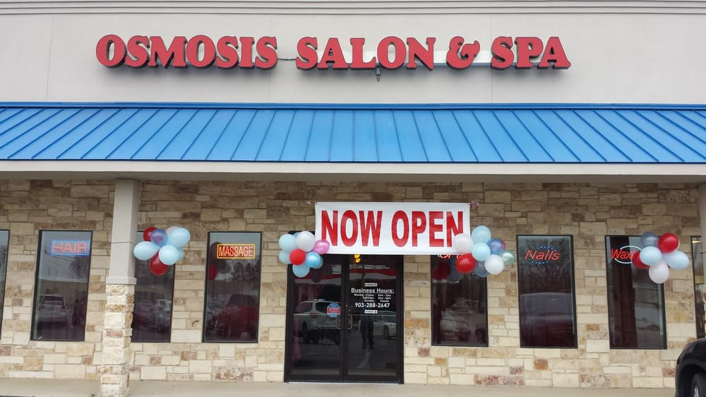 Osmosis Salon and Spa: 1414 E Tyler St, Athens, TX