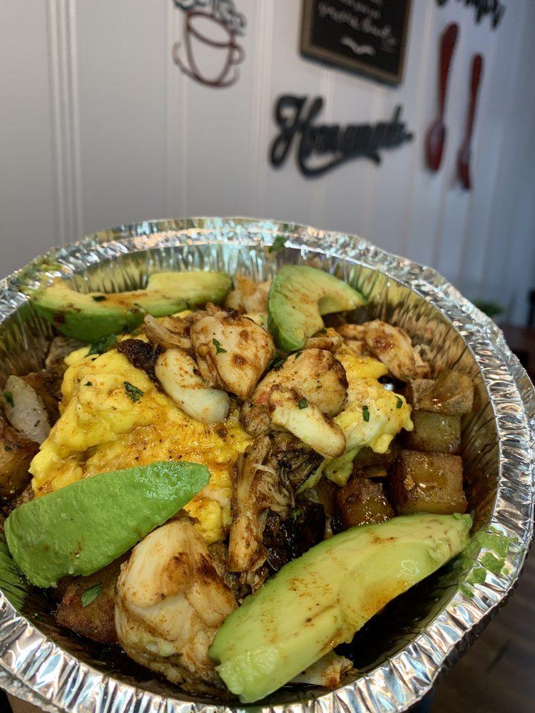 Our Recipes Cafe & Catering: 1332 Sulphur Spring Rd, Halethorpe, MD