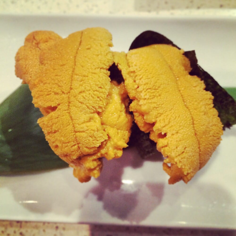Uni sushi yelp for Aka japanese cuisine