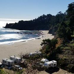 Photo Of Anchor Bay Campgrounds Gualala Ca United States