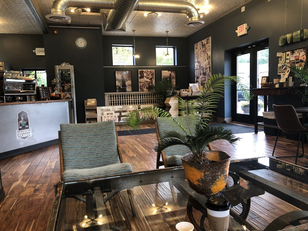 Metropolitan Coffee: 4744 Broadview Rd, Cleveland, OH