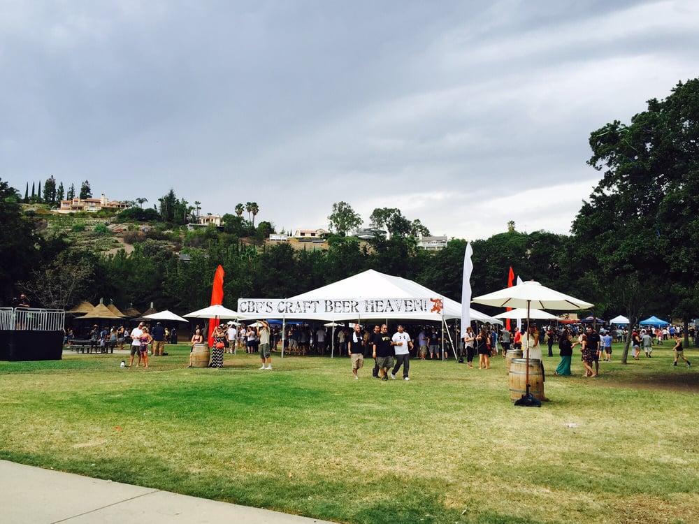 California Beer Festival: 250 Puddingstone Rd, San Dimas, CA