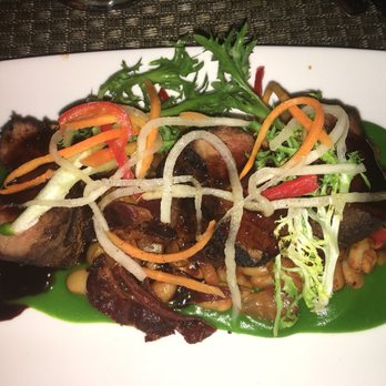 Photo Of Fairview Dining Room   Durham, NC, United States. Grilled Lamb Loin
