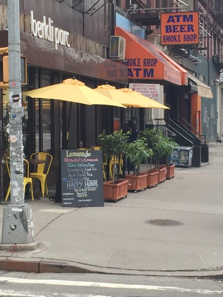 Berkli Parc Cafe New York Ny