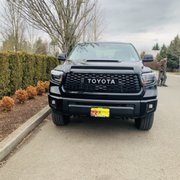 My 2017 Toyota Tacoma Photo Of Wilsonville Or United States