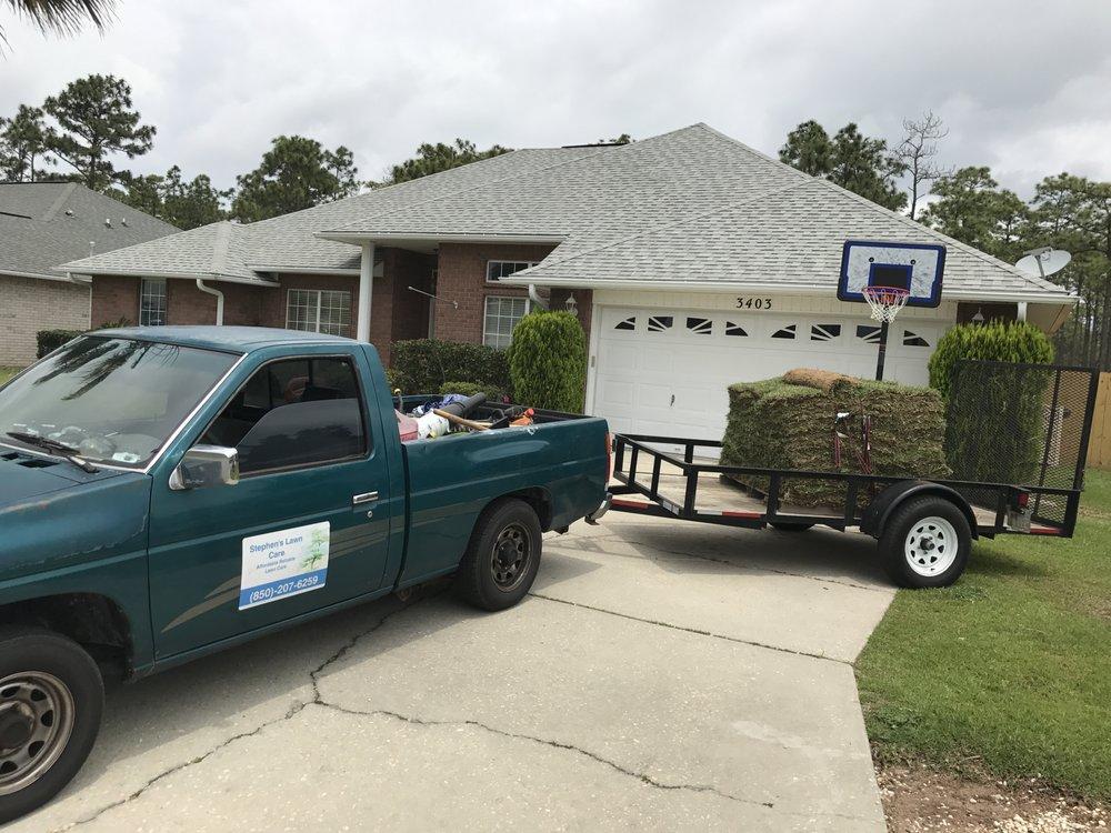 Stephen Serven's Lawn Care: 7512 Klondike Rd, pensacola, FL