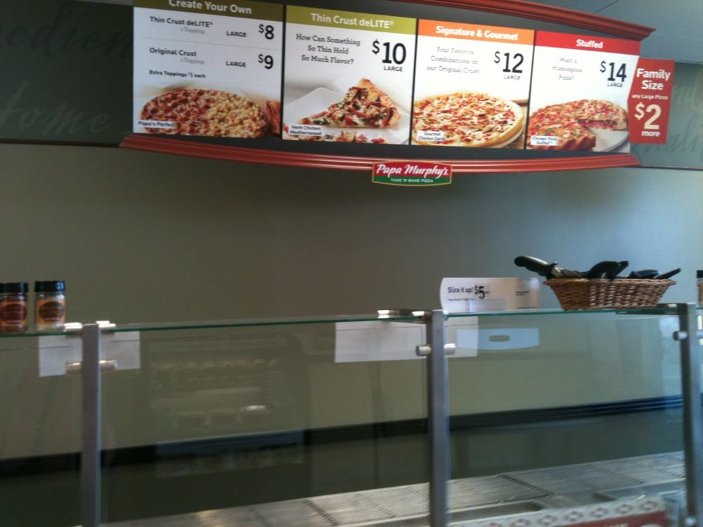 Papa Murphy's: 1581 County Road 220, Orange Park, FL