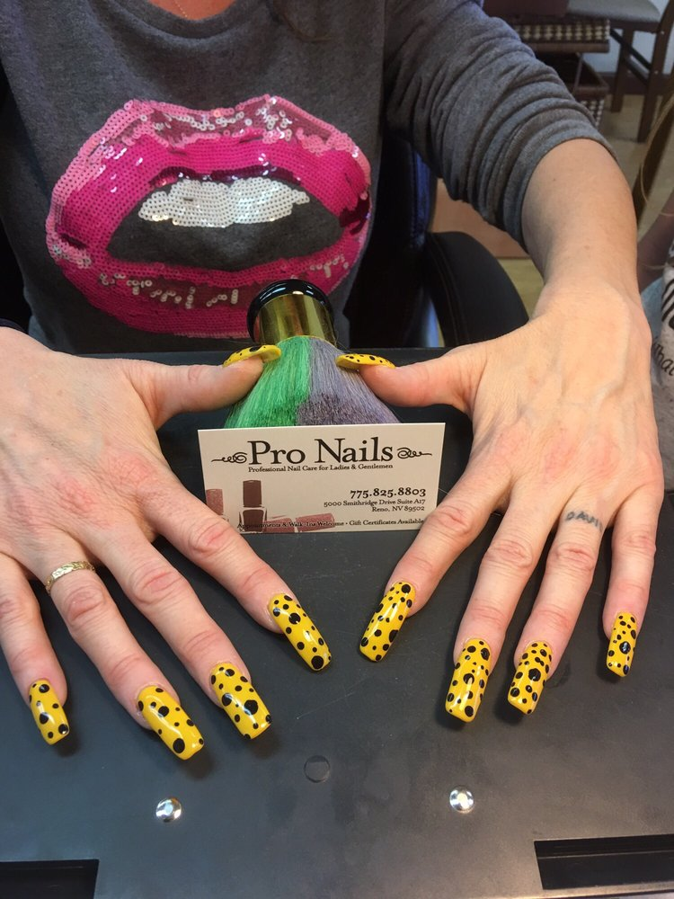 Nails done by Lana smithridge Plaza Reno Nevada - Yelp