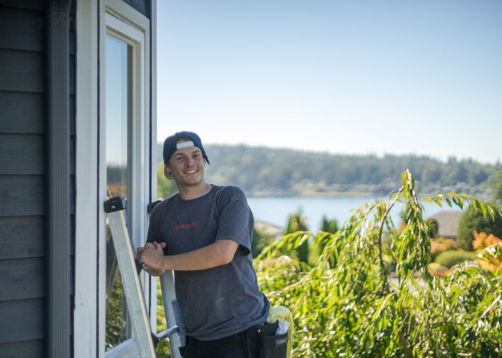 Mt  Baker Window Cleaning: Bellingham, WA