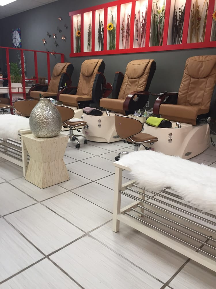 Soothing Nail Spa Bartlett Il