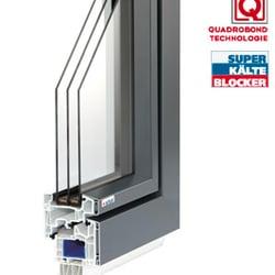 Actual fenster installazione porte e finestre for Actual fenster