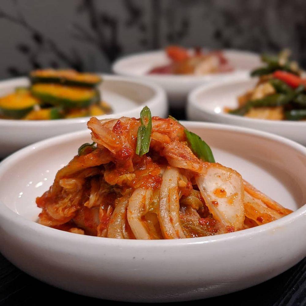 Todamgol Korean Restaurant: 1120 164th St SW, Lynnwood, WA