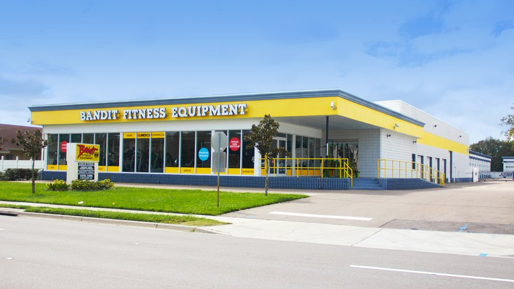 Bandit Fitness Equipment: 1990 S Belcher Rd, Largo, FL