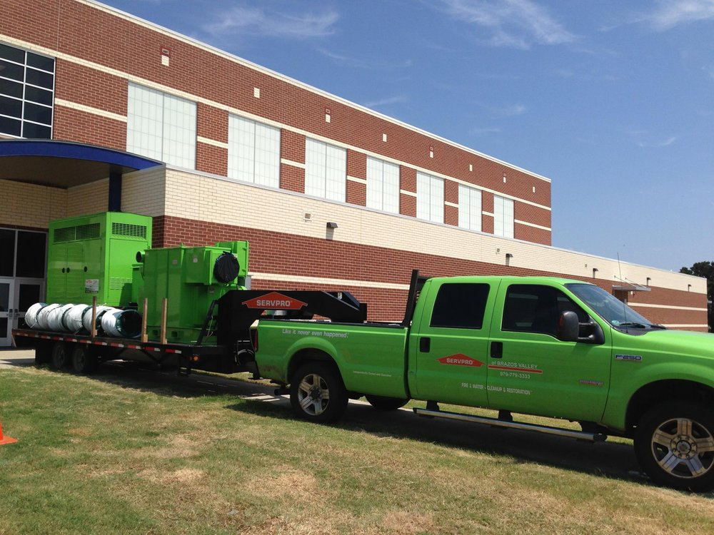 SERVPRO of Brazos Valley: 707 S Tabor Ave, Bryan, TX