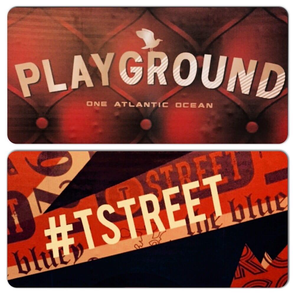 T Street