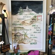 Saving Grace Vintage - Home Decor - 614 W Berry St, Fort Wayne, IN ...